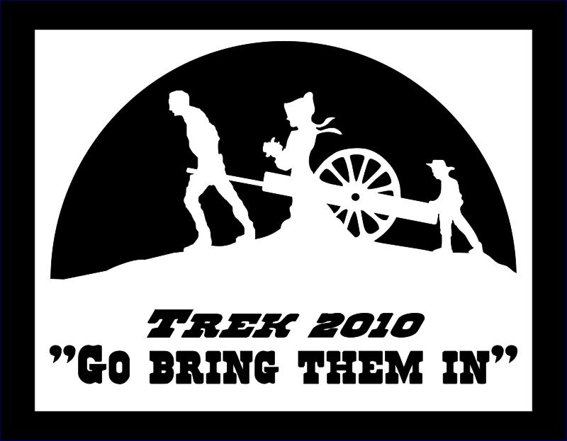 Free Pioneer Trek Logo