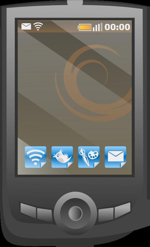 Free PDA Graphite