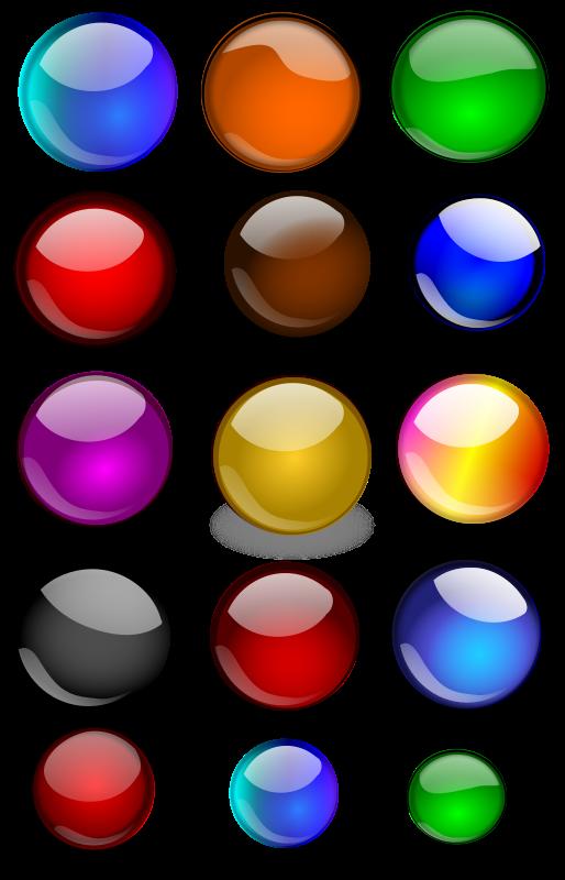 Free Glossy Orbs/Balls 2