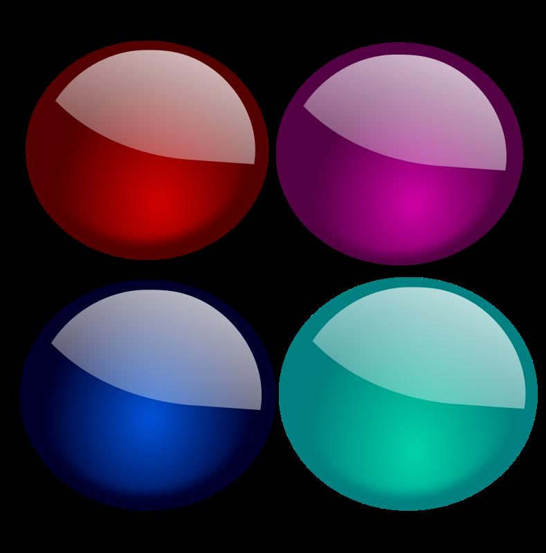 Free Glossy Orbs-1