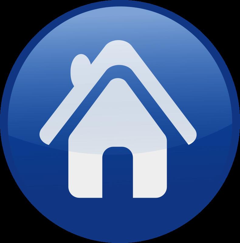 Free house-blue