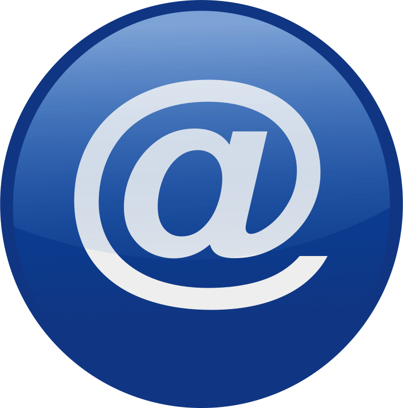 Free email-blue