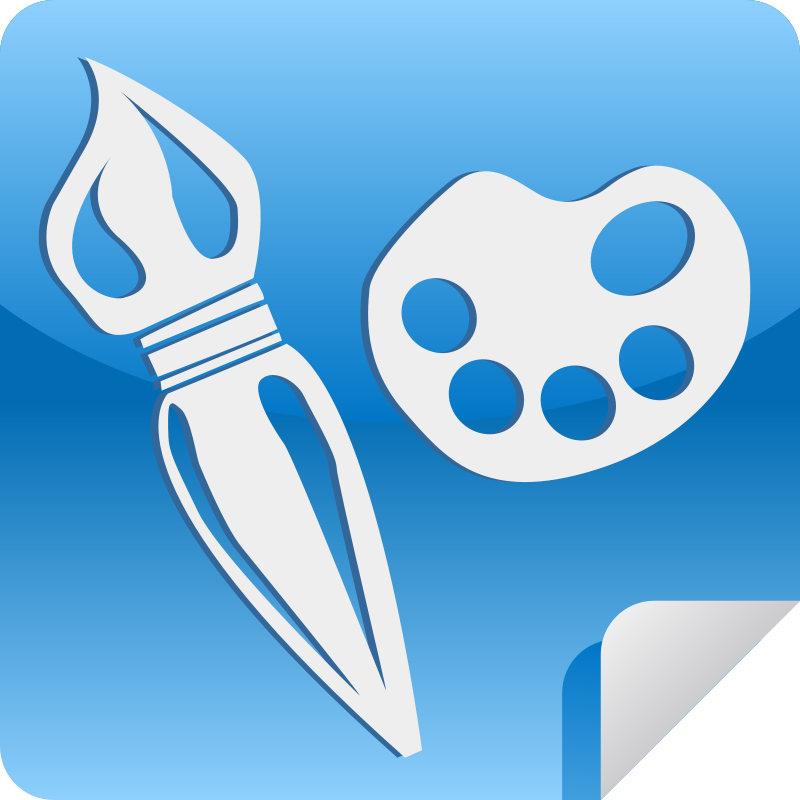 Free Paint application icon