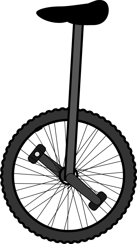 Free unicycle