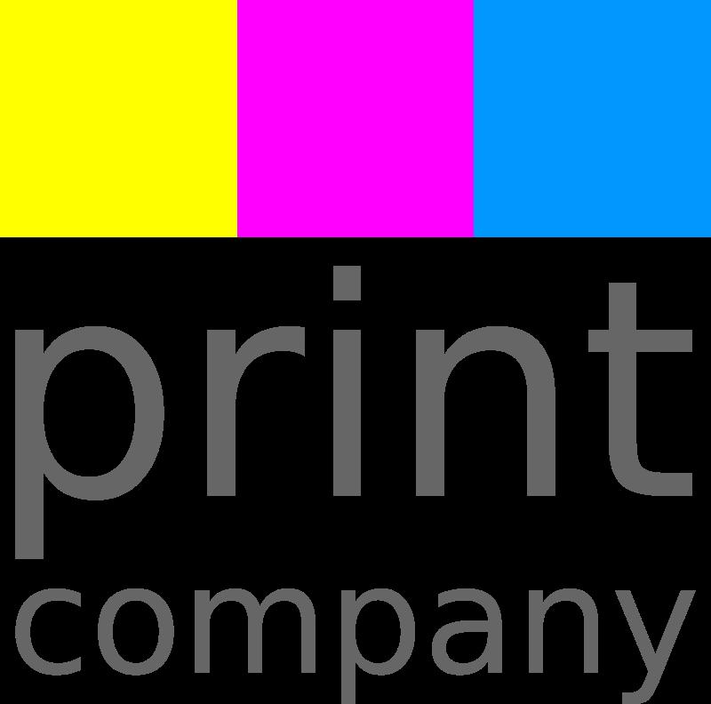 Free Logo for Print company.