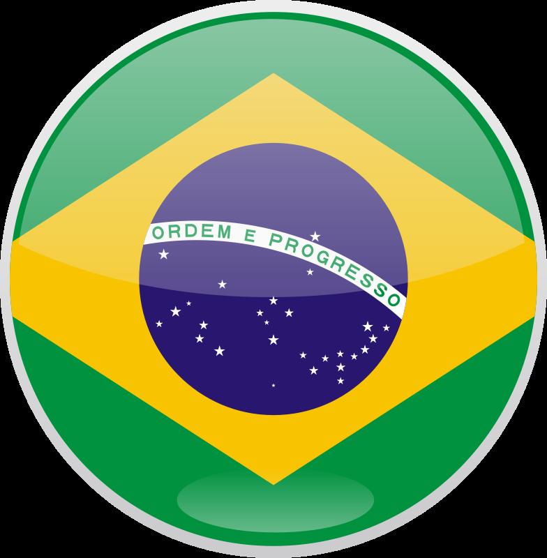 Free Flag of Brazil