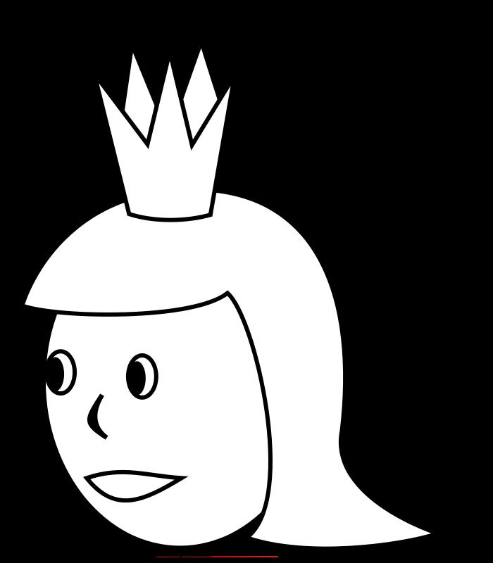 Line Art Queen : Free clipart freedownloads