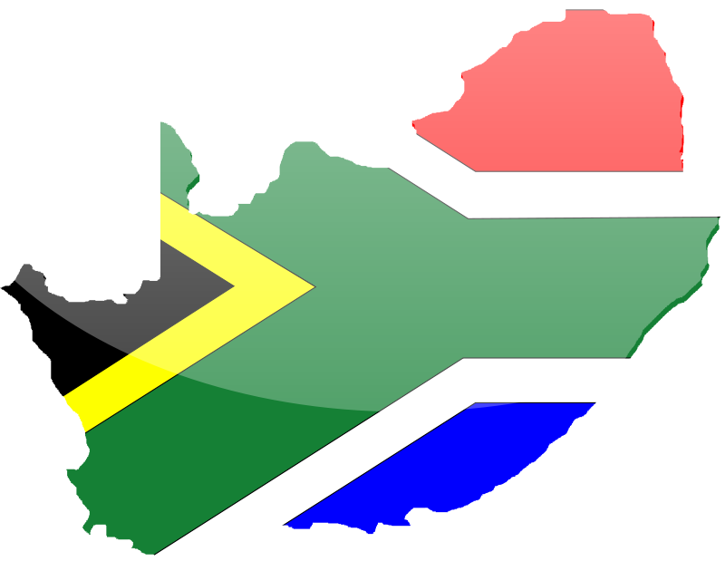 Free South African Flag 2