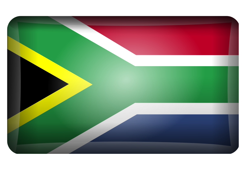 Free South African Flag 1