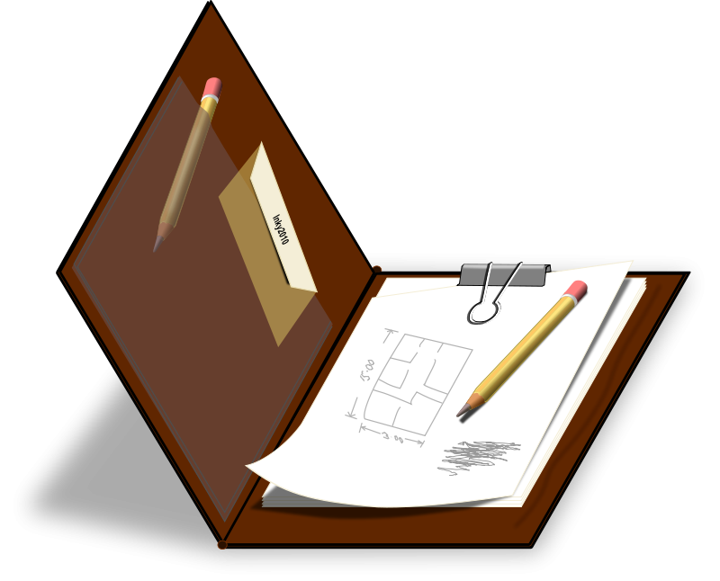 Free Brown Clipboard