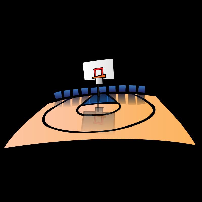 Free Basketball Court
