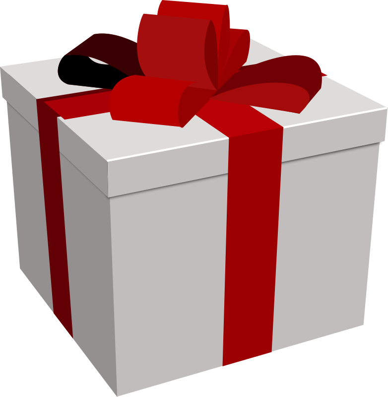 Image result for clip art of gift box
