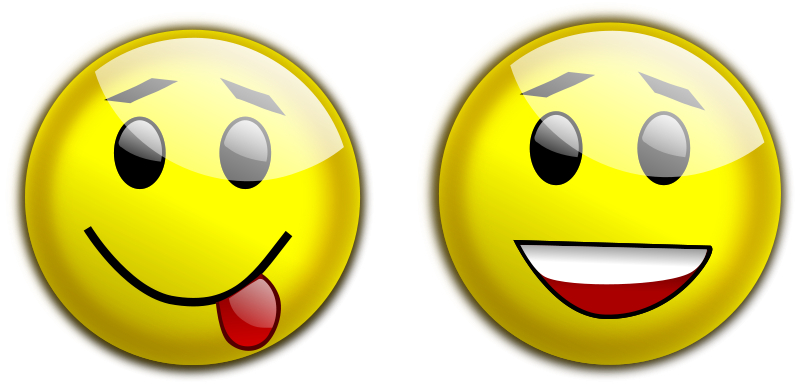 Free Clipart: Smiley | inky2010