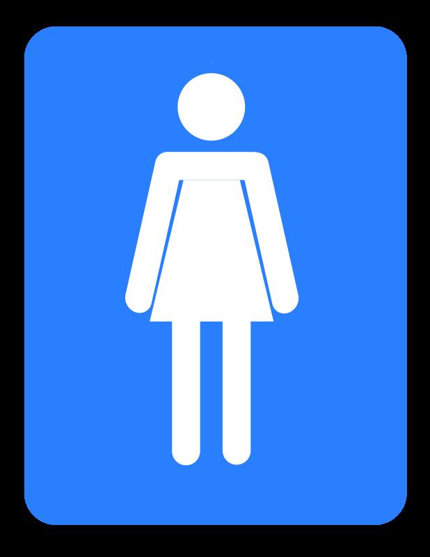 Free Women bathroom