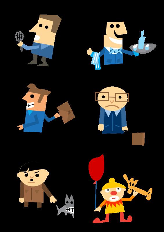 Free Character set