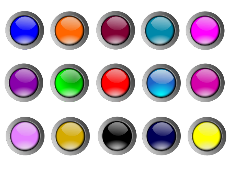 Free Round Buttons