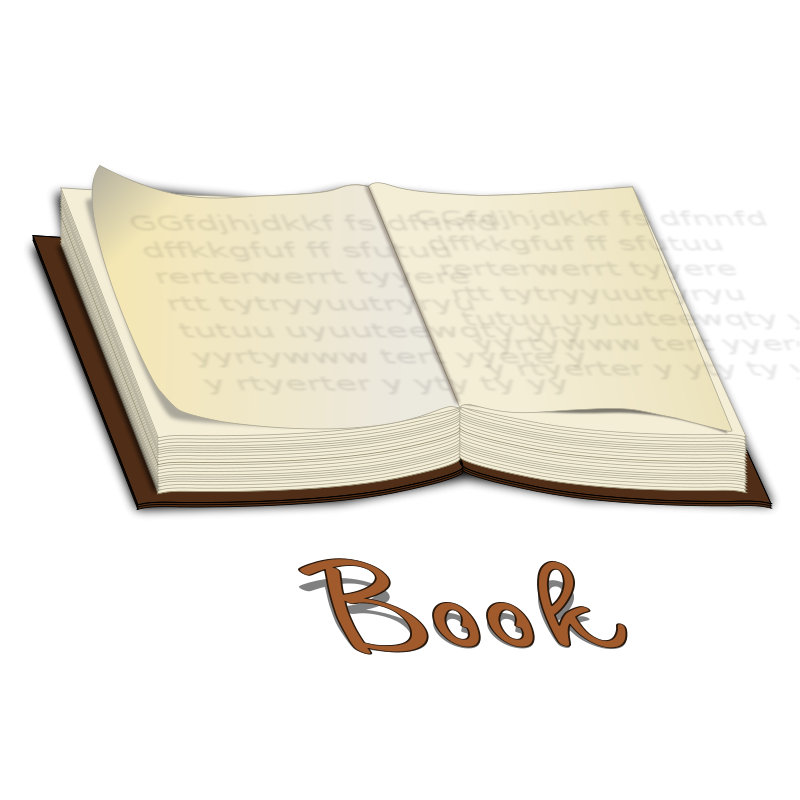 Free Vector Book