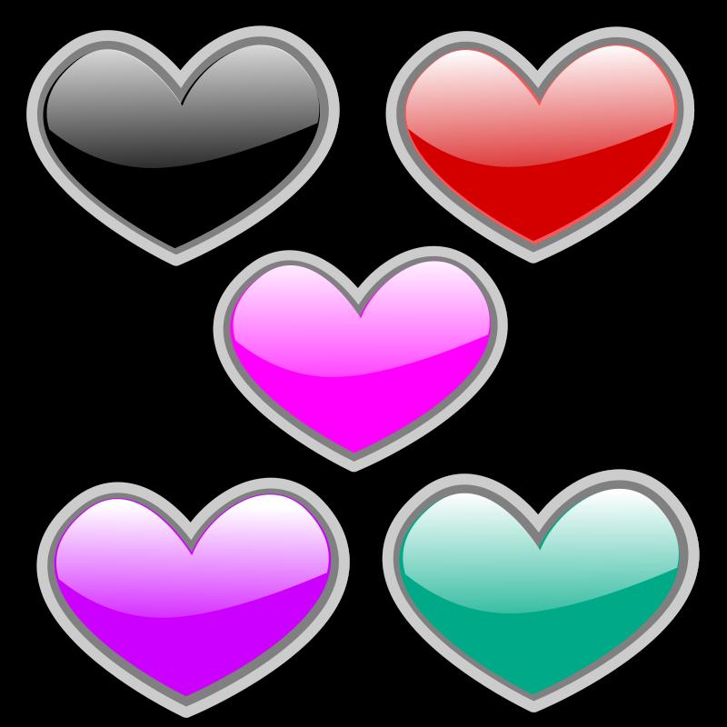 Free Gloss Heart 2