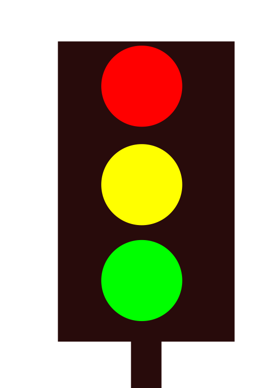 Free Clipart: Traffic Light | PeterBrough