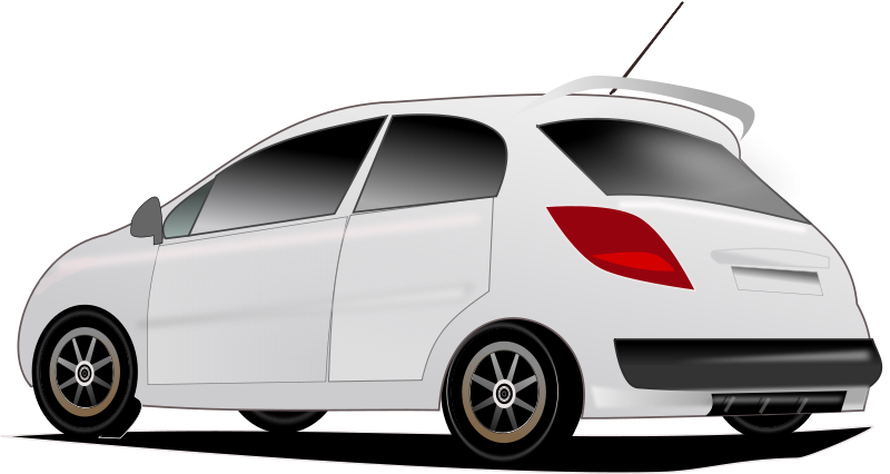 Free rally-car