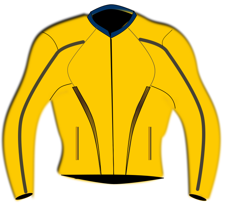 Free Clipart: Motorsports-jacket | netalloy