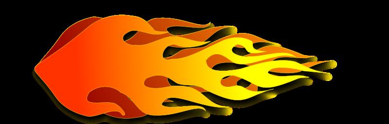 Free flame