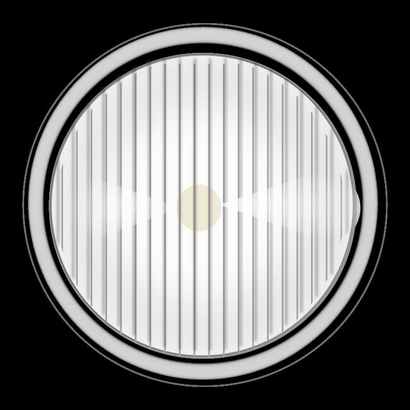 Free car-headlight