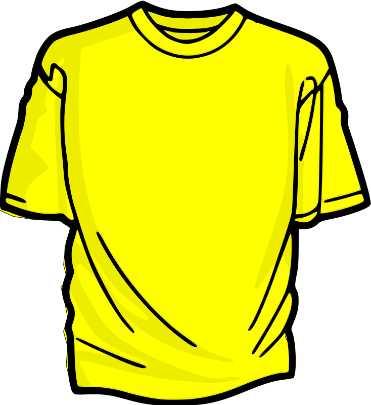 Free T-Shirt_yelow