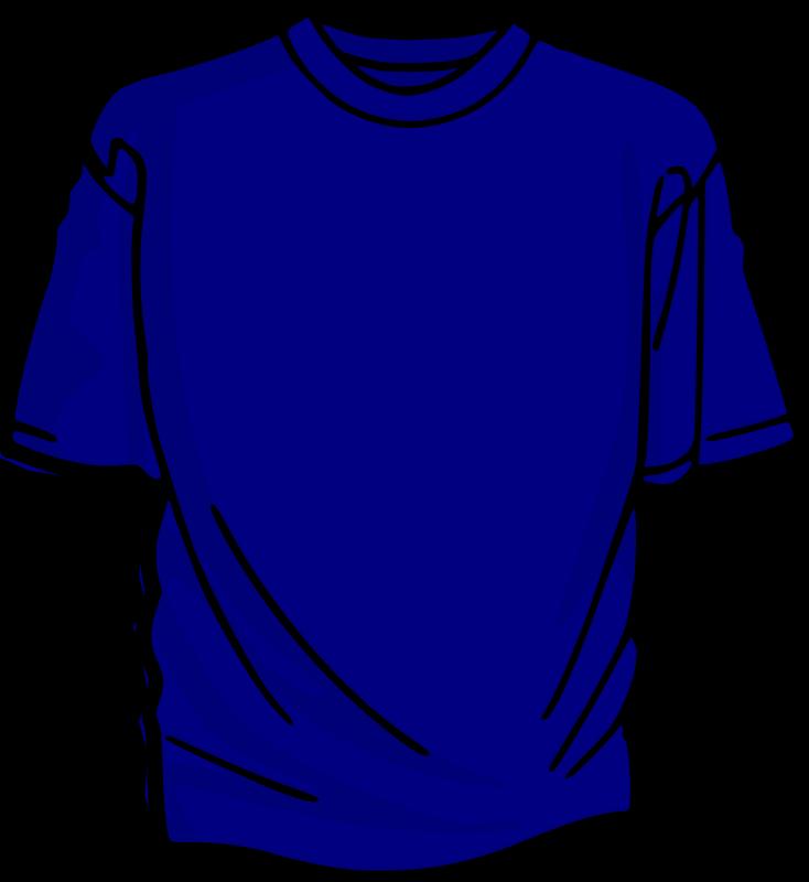 Free T-Shirt_blue