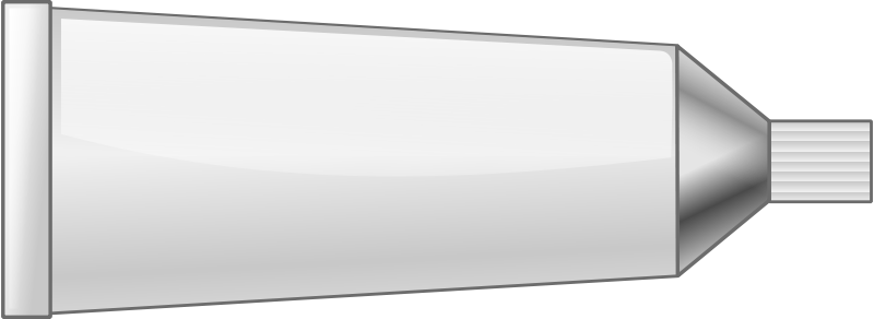 Free Color tube White