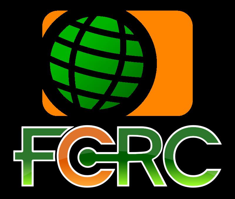 Free FCRC globe logo 4