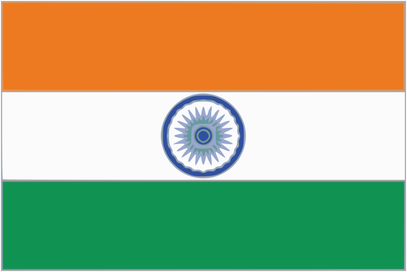 Free India flag