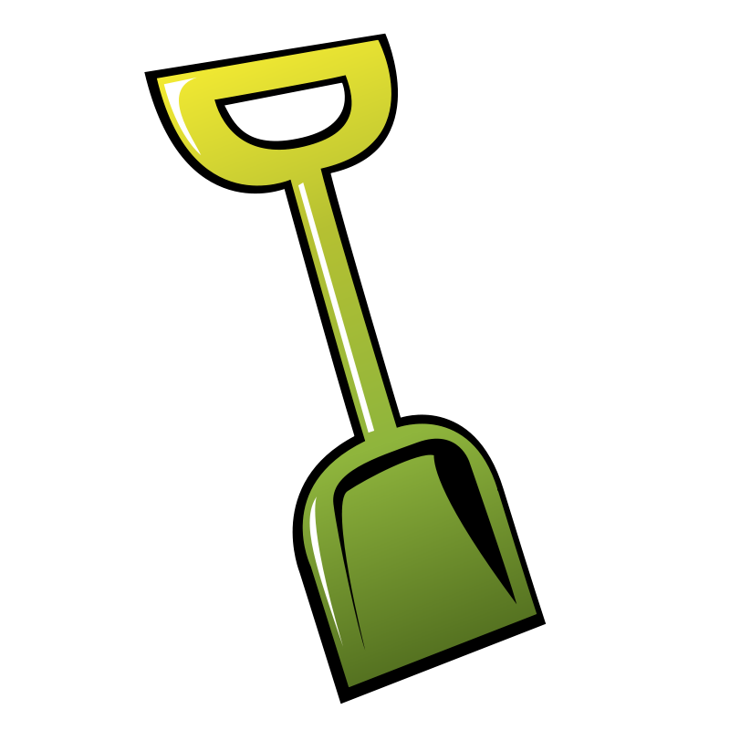 Free Summer Shovel