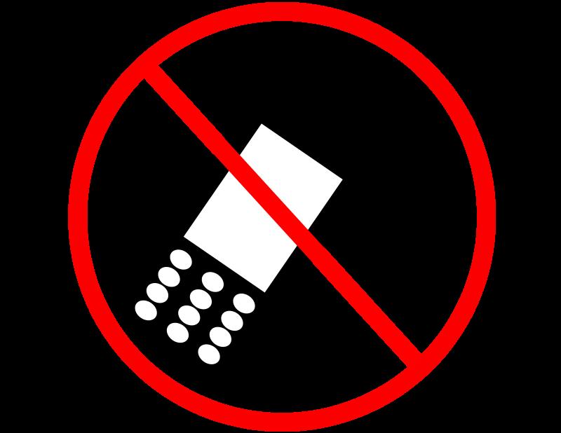 Free No cellphone.