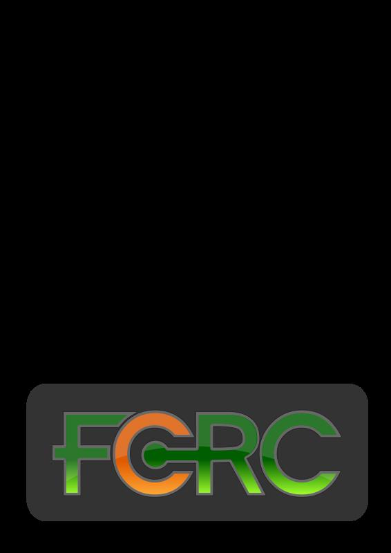 Free FCRC logo text 5