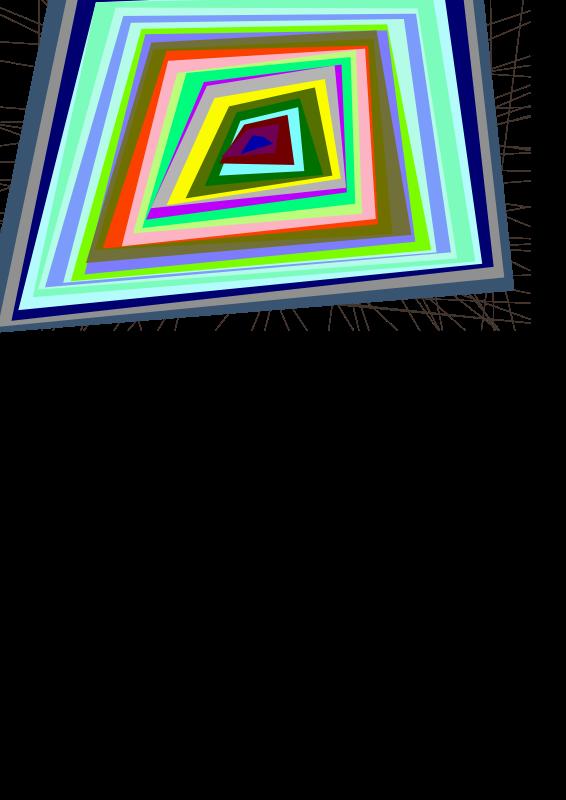 Free geometric art