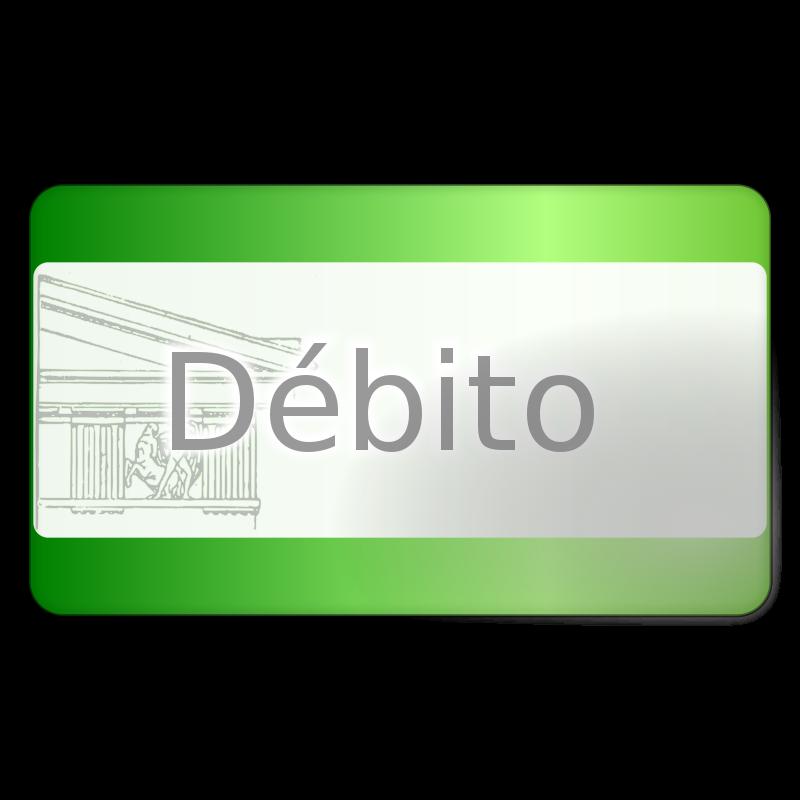 Free Debit Card Icon