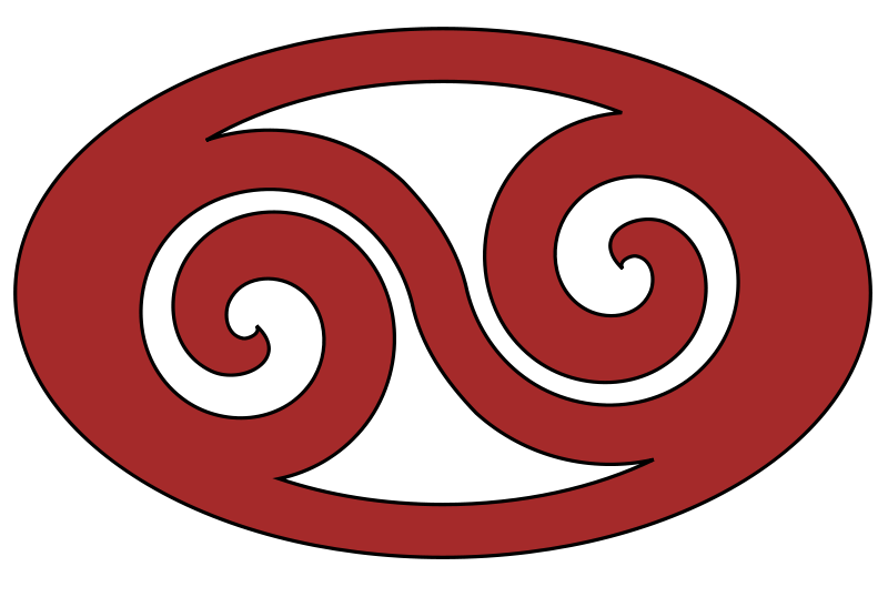 Free Rounded Swirl