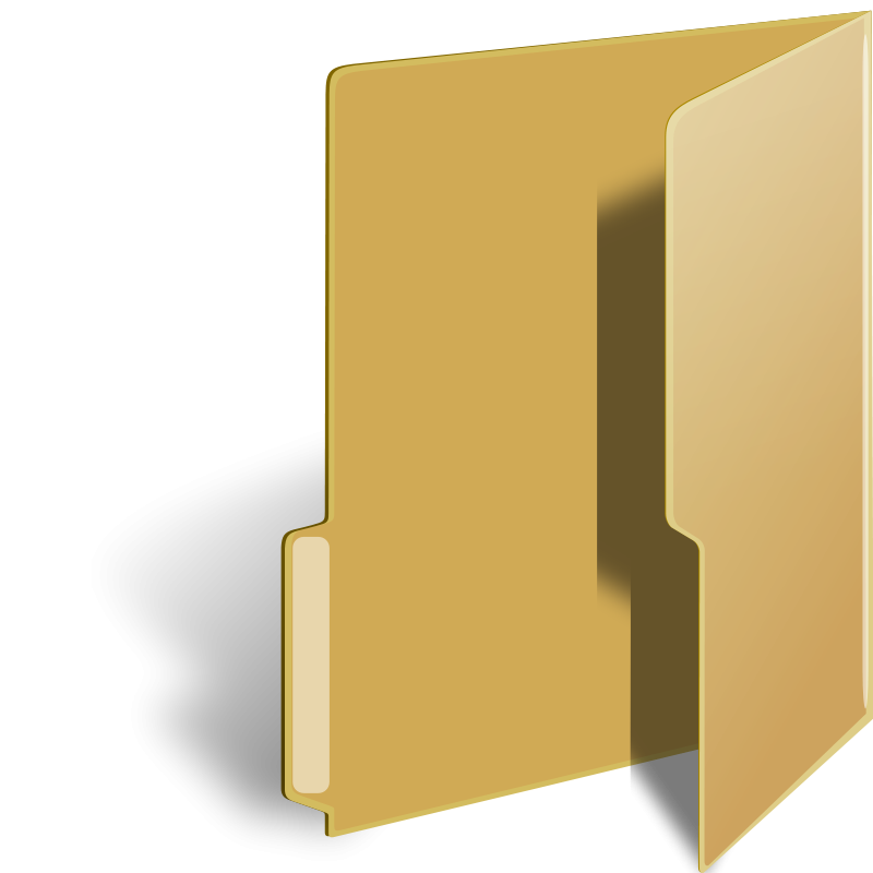Free Vista style folder