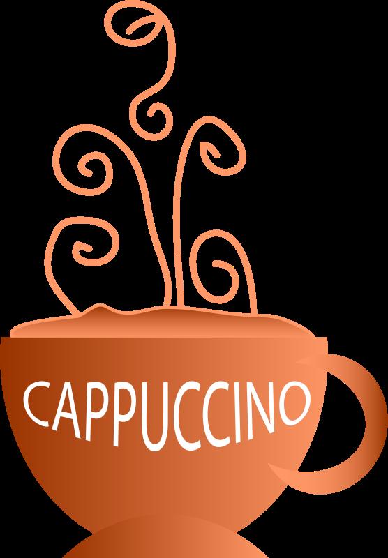Free cappuccino