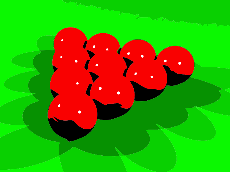 Free Red Snookers