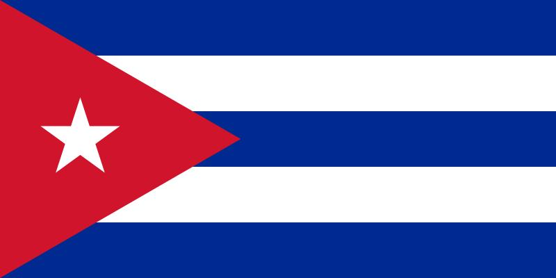 Free Bandera Cubana