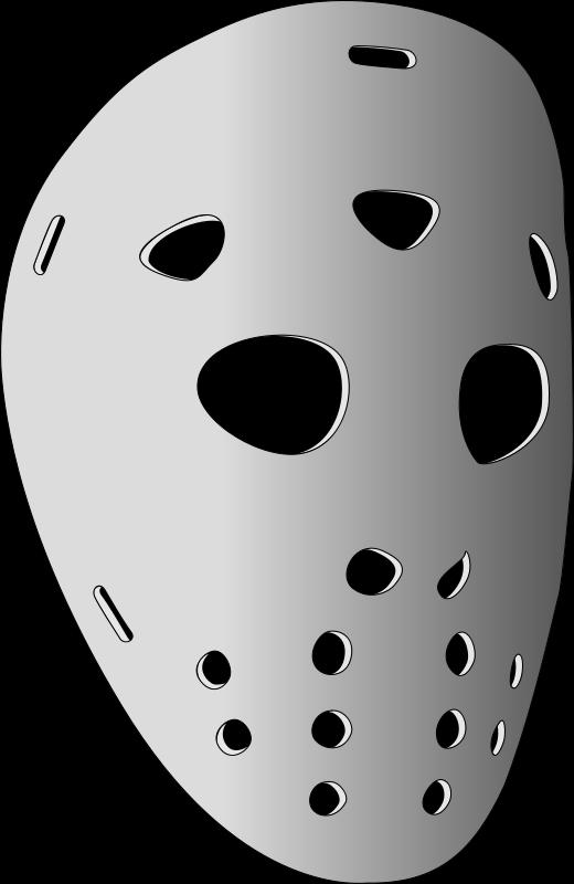 Free hockey mask