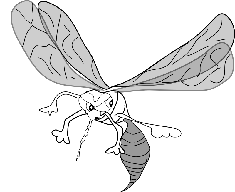 Free FREEHAND MOSQUITO