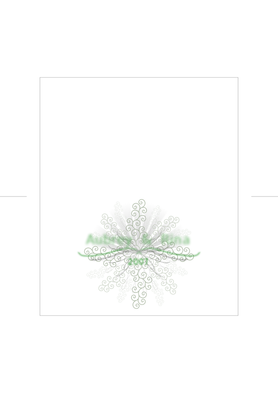 Free Wedding Invite (outer tracing paper)