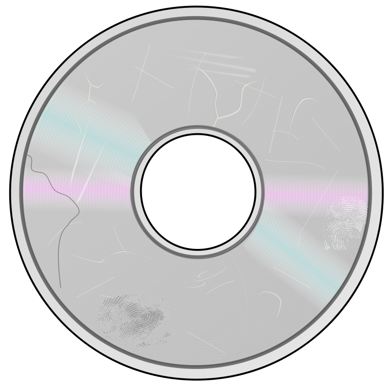 Free More Obviously Damaged Compact Disc
