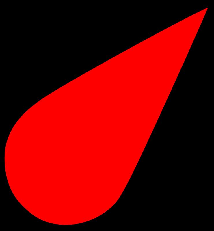 Free sea chart symbol light red
