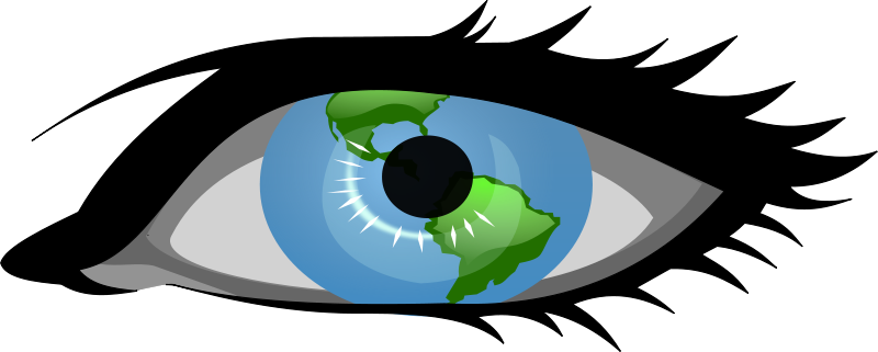 Free Clipart: Global View | cam.morris