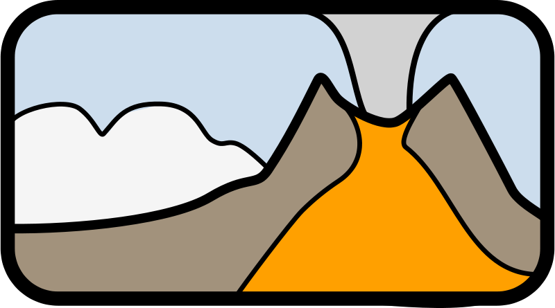 Free volcano_scene