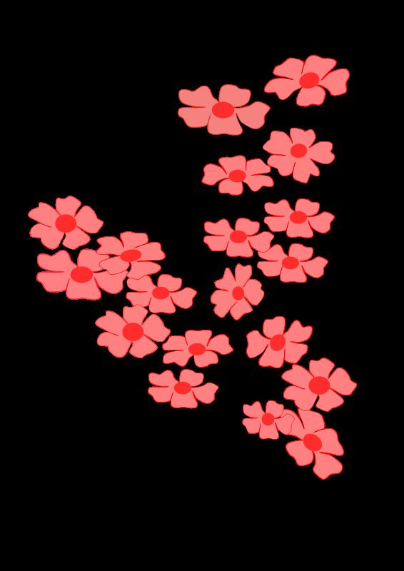 Free Flowers Sakura2